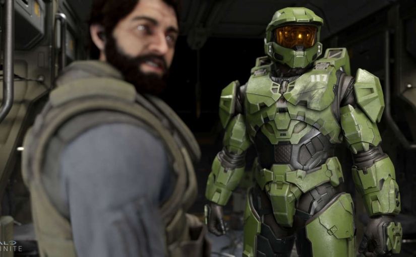 Halo Infinite dev shuts down rumor about splitting up campaign andmultiplayer