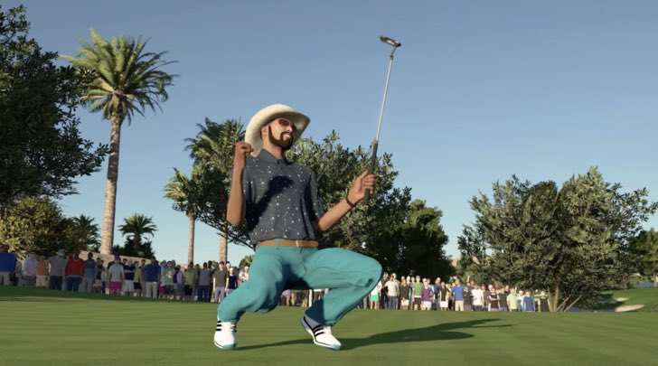 PGA Tour 2K21 shaping up to be the best golf game inyears