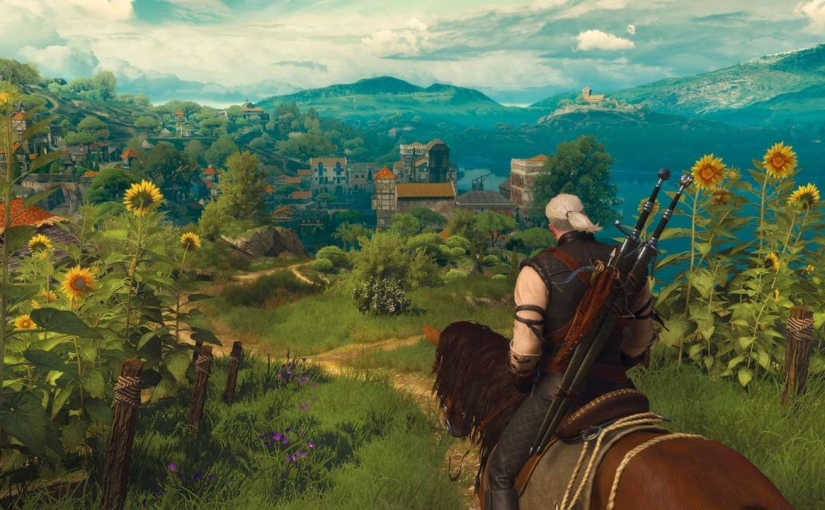 Free next-gen upgrades coming to The Witcher 3 for PS5 and Xbox SeriesX