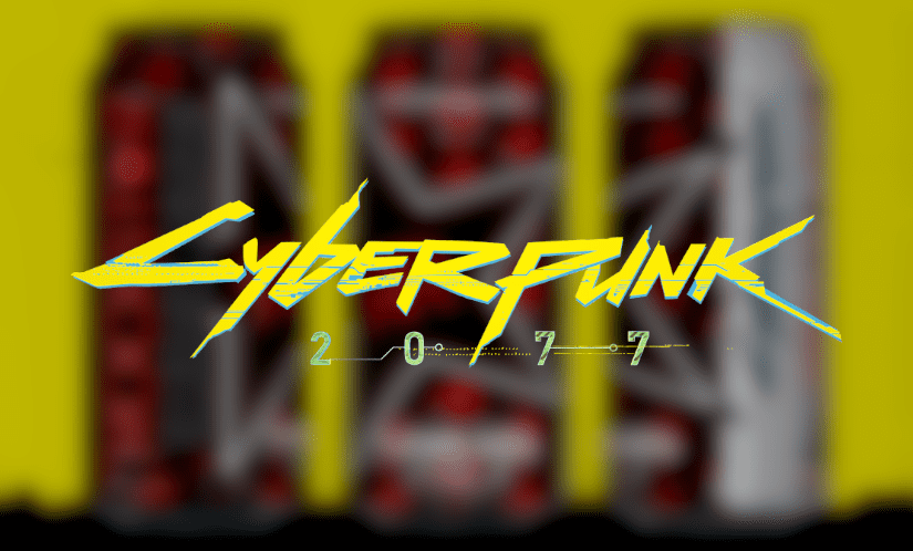 Rockstar Energy Cyberpunk cans come with $1 Xbox giftcard