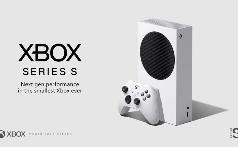 Microsoft confirms $299 Xbox SeriesS