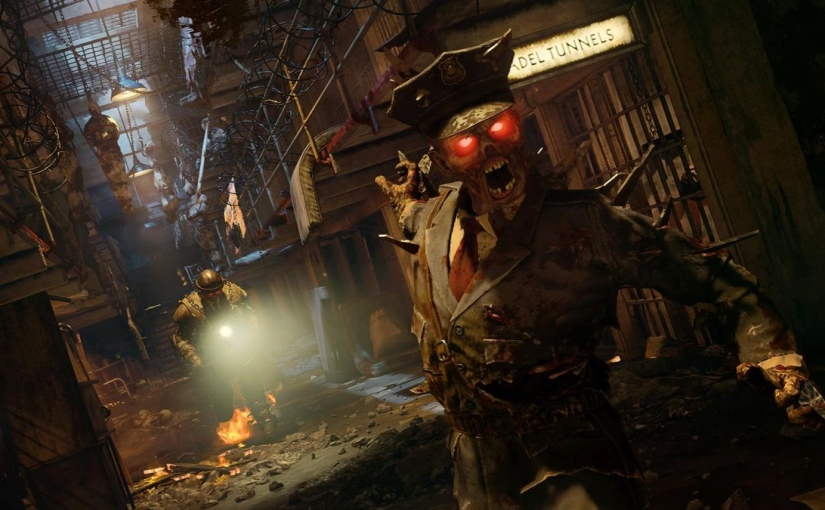 Zombies confirmed for Warzone in Call of Duty: Modern Warfare Halloweenevent